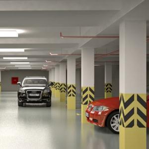 Автостоянки, паркинги Дербешкинского