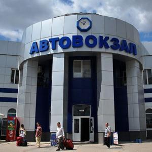 Автовокзалы Дербешкинского