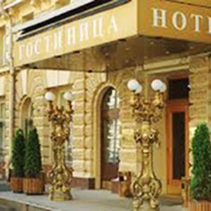 Гостиницы Дербешкинского