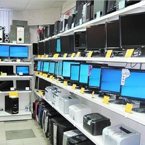 Компьютерные магазины Дербешкинского