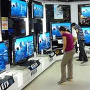 Магазины электроники Дербешкинского