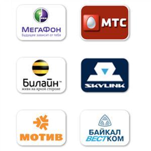 Операторы сотовой связи Дербешкинского