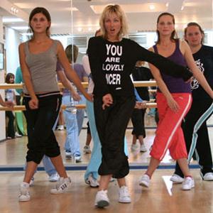 Школы танцев Дербешкинского