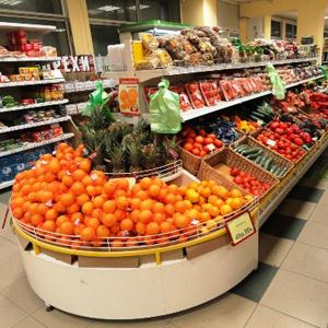 Супермаркеты Дербешкинского